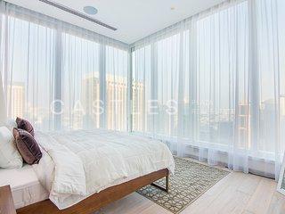 Dubai luxury penthouse