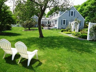 The perfect Chatham getaway awaits you in this lovely three + bedroom, two and a