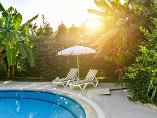 Calis Beach Holiday VILLA SIGLA with Private Pool