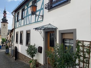Ferienwohnung Schwalbennest Rudesheim am Rhein