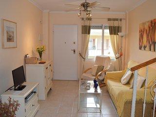 Lovely 3 Bed Duplex Apartment - Albatros Complex, Los Alcazares