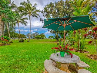 Private Home w/Bali Hai View, A/C, Fronting The Golf Course. Princeville Cottage