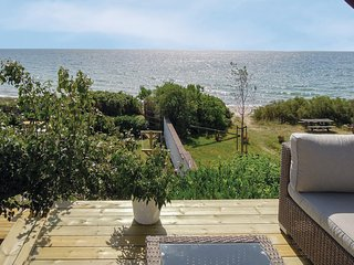 Beautiful home in Ystad w/ WiFi and 2 Bedrooms (S01753)