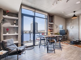 Affordable 2-Bedroom Downtown Condo