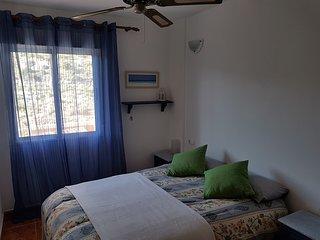 Cabo de Palos, Apartamento Parque Marino 2, Cala Reona con vistas del mar