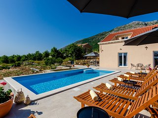 Family Villa near Cavtat with Private Swimming pool