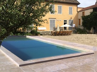 New Pool opening MAY 2020, Le Vieux Chateau - Puligny Montrachet