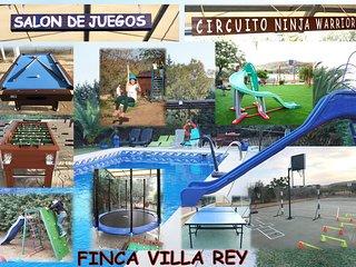 FINCA VILLA REY, A 7 KMS DEL CAMINITO DEL REY