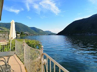 Anna apartment - Lake Iseo - waterfront
