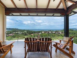Beautiful Ocean View 2 Bedroom Condo at Reserva Conchal