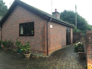 The Oaks, detached bungalow, 1 Bedroom near Longleat