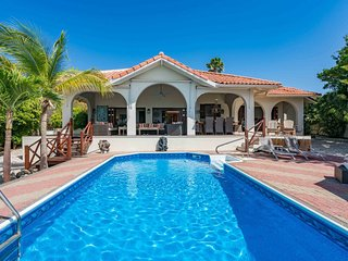 Villa Trupial is a family home with private pool under the Caribbean sun.