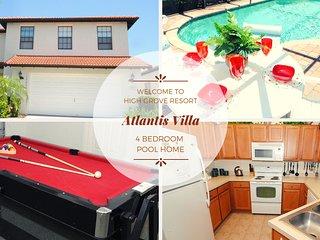 16606LBL -Atlantis Villa (S)