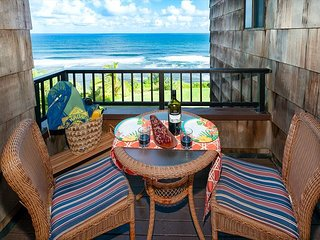 Sealodge A6-the BEST oceanfront view from updated gem, so romantic