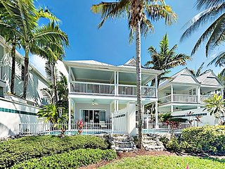 Duck Key Waterfront Villa: Private Pool w/ Canal Views, Kayak & Paddleboard!