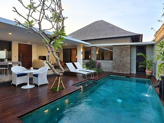 Three-Bedroom Presidential Villa with Private Pool