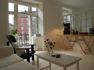 Nice and bright Copenhagen apartment at Vesterbro