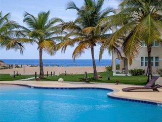 Beach Apartment in Isabela Puerto Rico ( Jobos , Montones , Shacks )