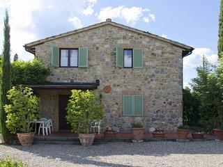 charming stone house, il tino