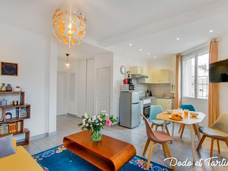 Comfy 1 bedroom close to the station - Dodo et Tartine
