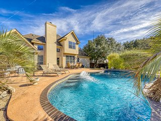 Spacious home family-friendly with private pool, and private playscape