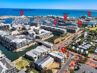 Studio 11 Mandurah Marina - 2 Bedroom Self contained apartment