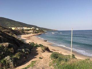 La comodita della spiaggia a due passi
