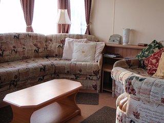 Luxury 2 Bedroom Caravan