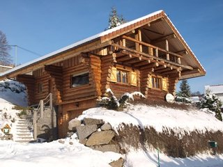 Big chalet with mountain view