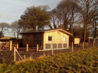 The hut Hollinsclough Longnor Buxton Derbyshire