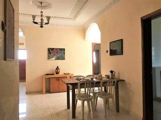 Un des spacieux appartements Al Muriha (avec 2 ou 3 chambres)