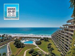 30% OFF Winter + BEACH FRONT Resort +FREE Beach Service &FREE VIP Perks +MORE