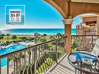 30% OFF Winter +FREE Beach Service &VIP Perks! Beach View, Pool/Hotub *Resort