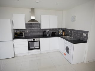 KEY WORKERS Contractors One bedroom with Free Parking and Free Wifi