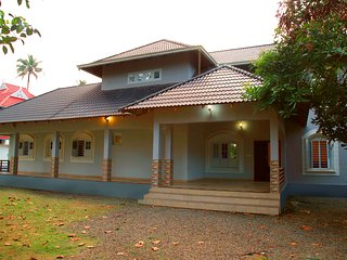 Traditional spacious villa with modern amenities,Free Breakfast & Car rental.