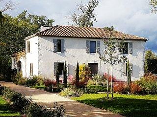 Lassenat éco-maison d'hôtes en Gascogne