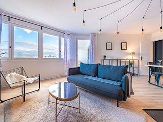 EVRY-DAYS appartement 2 chambres de standing a30' de PARIS et a2' de la gare RER