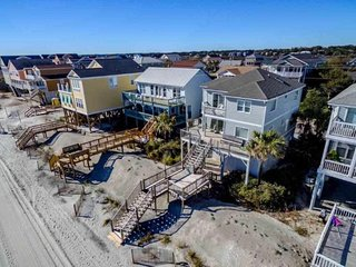 Paradise Sands sleeps 13 5 bed/3 bath + home office