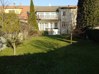 2-bed apartment 100 m2 with 300m2 garden
