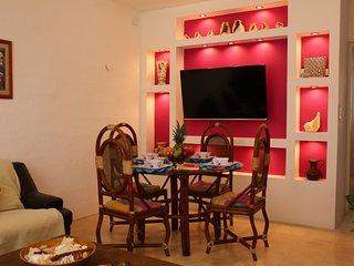 Ven a conocer Cozumel desde la comoda Casa Cocom Cozumel.