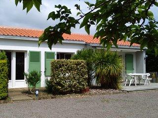 Les Sables d'Olonne.Villa de vacances Portus Secor .