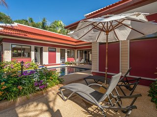 5 BR's Mountain View Luxury Private Villa Phuket Resort for Rent