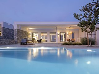 Hidden Hill South Villa in Naxos