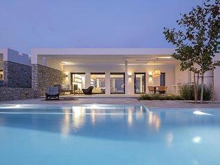 Hidden Hill South Villa in Naxos