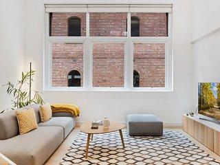 Urban Chic Loft Apartment