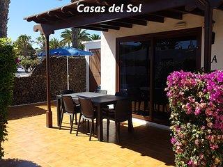 Villa on the complex of Casas del Sol (V4)