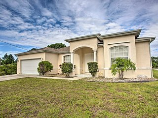 Handsome North Port House w/ Private Lanai!