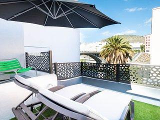Fantastic Canary island home w/ a solarium, a terrace & free WiFi!
