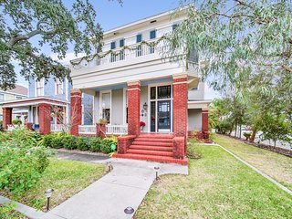 Historic and stylish guest house with a prime location & tons of character!