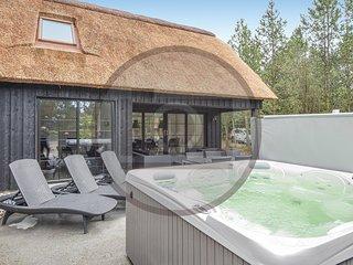 Beautiful home in Blavand w/ Jacuzzi, Sauna and 5 Bedrooms (P32977)